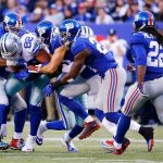 New York Giants at Washington Redskins, 1p.m. EST